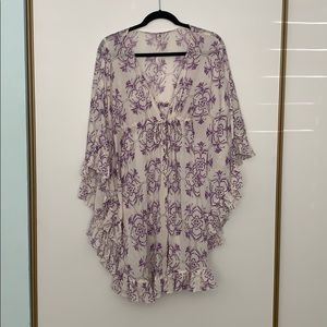 Free People Shawl/cover Up